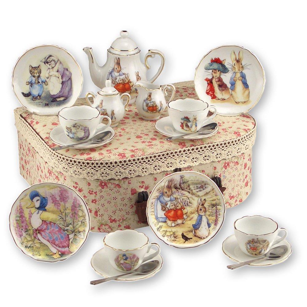 Children S Tea Sets Reutter Porcelain